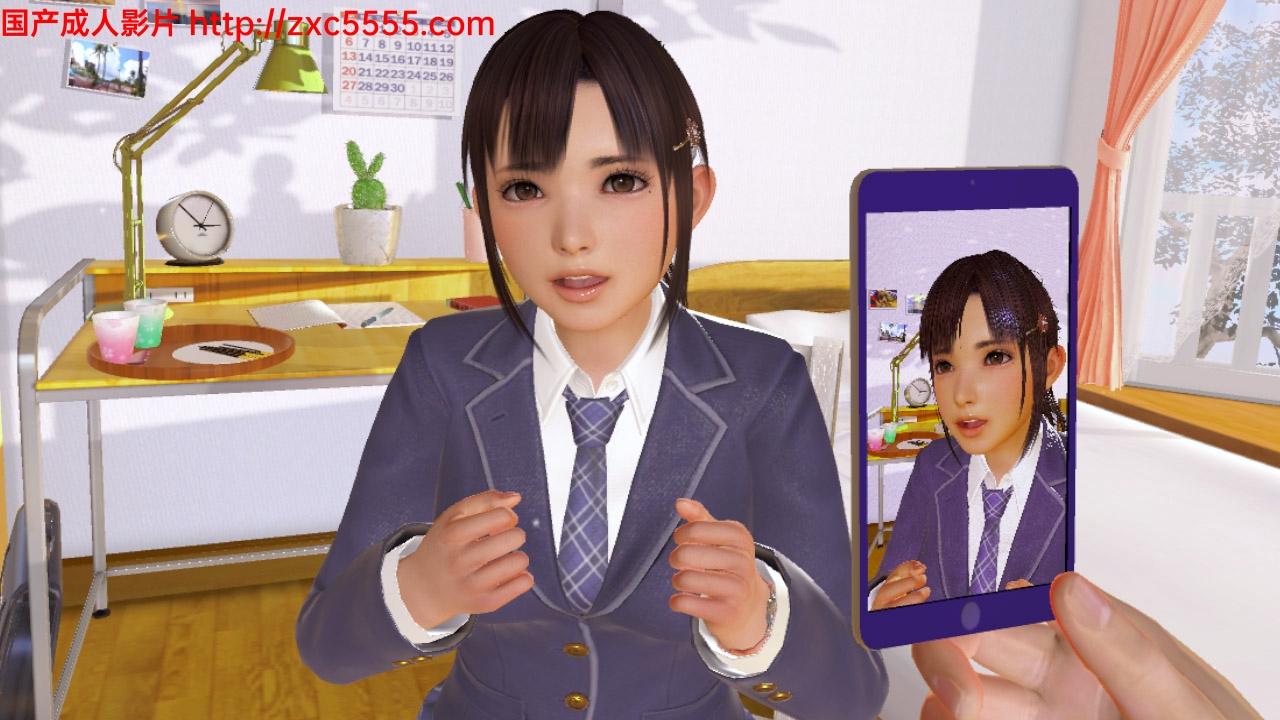 【3D互动/中文/动态】【真实】VR女友!STEAM官中版+免VR+解码+攻略+视频 1910061