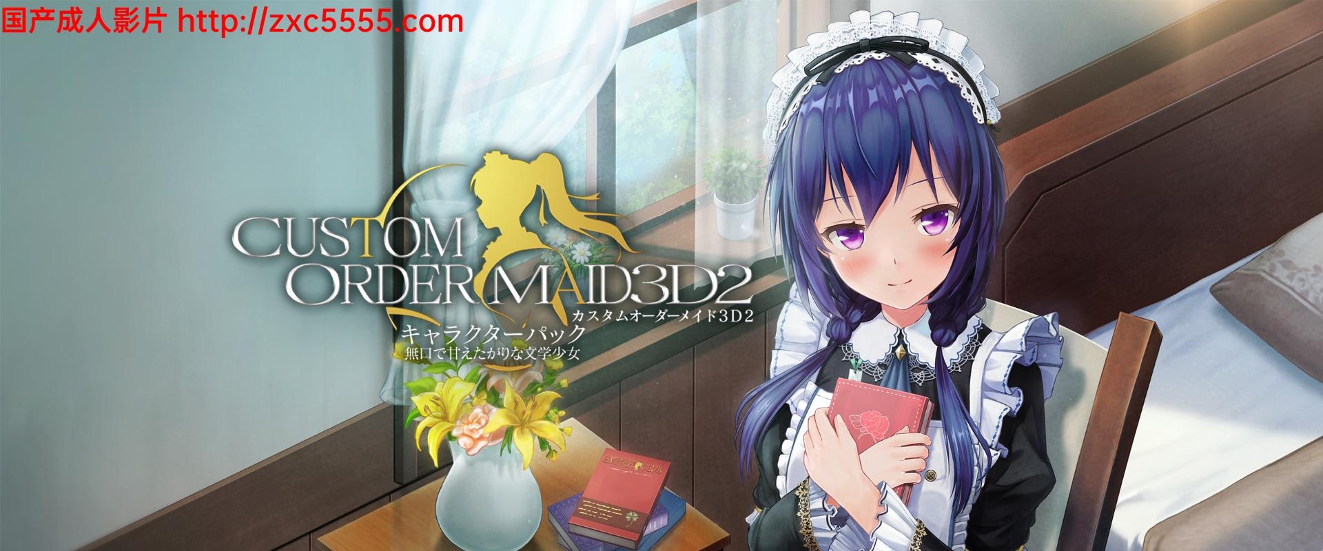 【3D/中文/全动态】[4k画质] 3D定制女仆2.5强化版 V1.31.2 整合版【8月新版/43G】