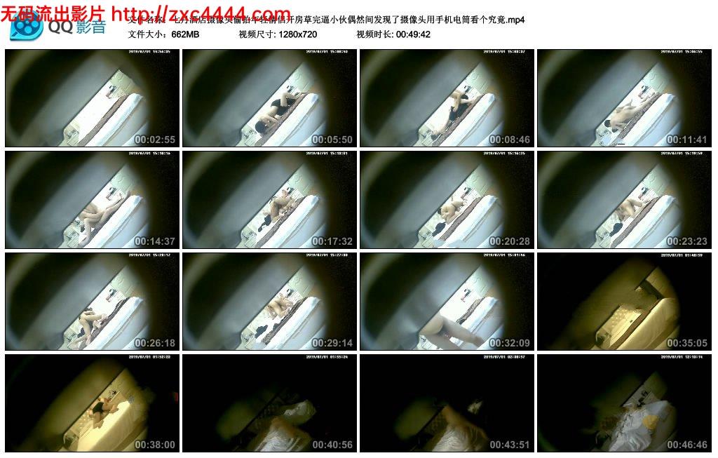 七月酒店摄像头偷拍年轻情侣开房草完逼小伙偶然间发现