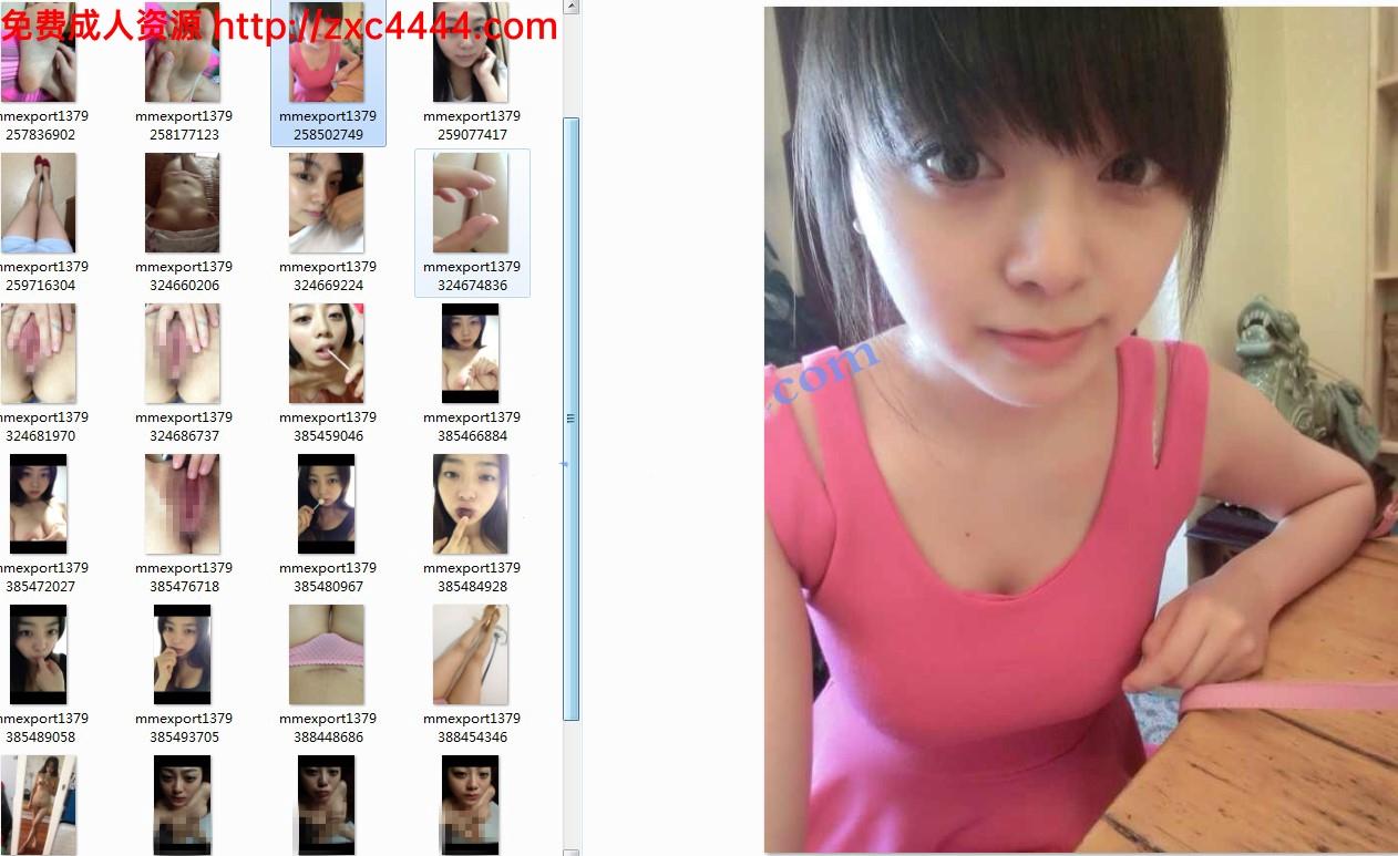 那些被男友网上换图遭流出的姑娘们,精品套图系列9[2350张/3GB]